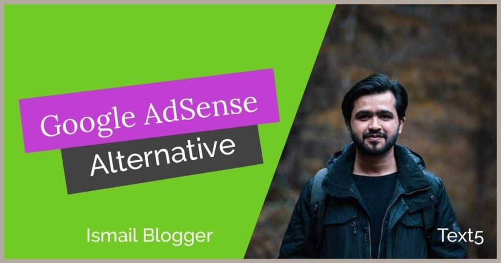 Best Alternative to Google Adsense